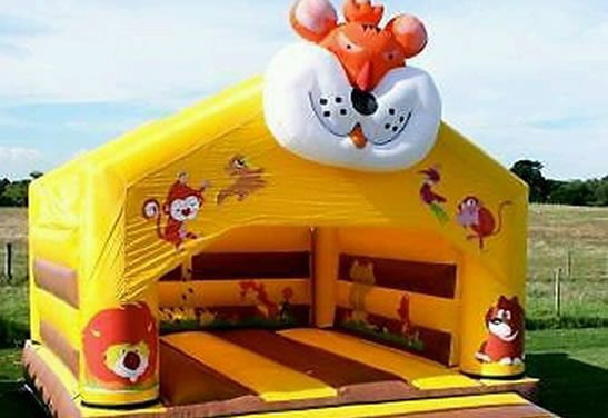 What Are The Common Things You Should Consider When You Go For The Jumping Castle Hire?