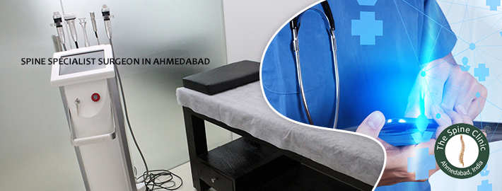 Relief Back Pain with Spine Specialist Surgeon in Ahmedabad