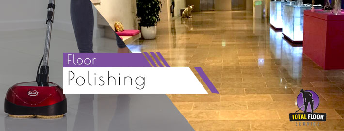 Building With Protection Floor Polishing Geelong