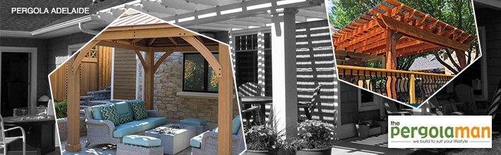 An Innovative Design for Home or Garden with Pergolas Adelaide