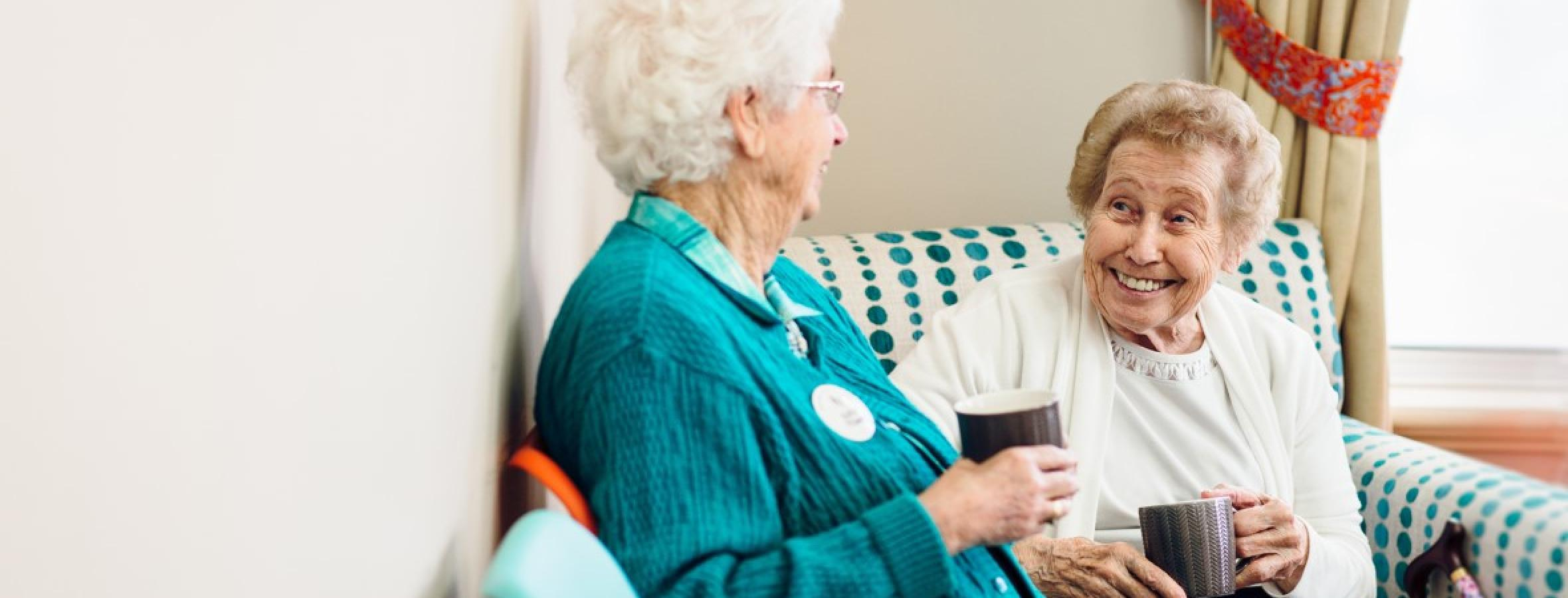 What type of aged care services is available?