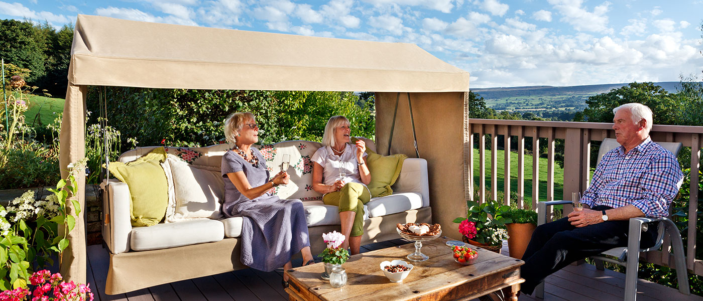 How to Create an Outdoor Area Perfect for Your Family Safe?