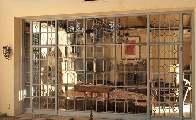 Steel framed windows Melbourne