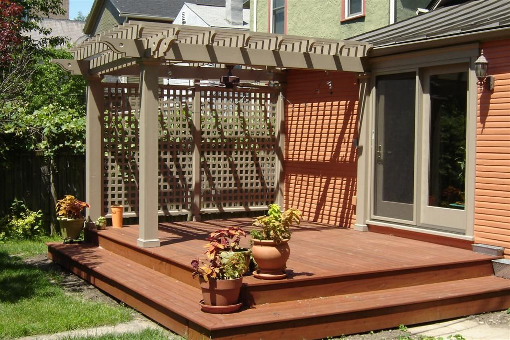 Tips to create a Private Deck at your Exterior Area