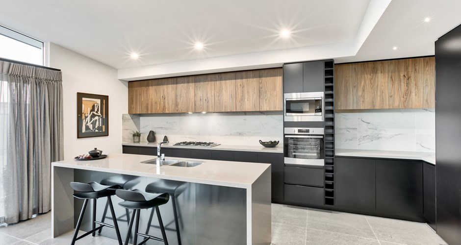 What are the new trends -2019 of the kitchen designs?