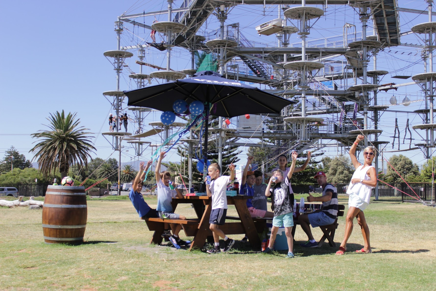 Ultimate outdoor party venues in Adelaide to create a memorable event