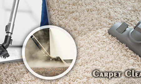 New Life Breathing Thorough Carpet Steam Cleaning