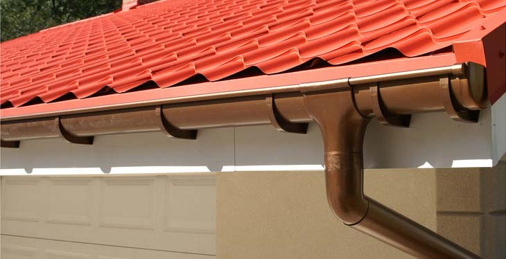 What are the common reasons behind the roof leaks?