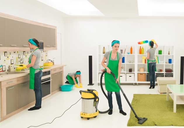 What are the Key Areas to be cleaned in the Bond Back Cleaning