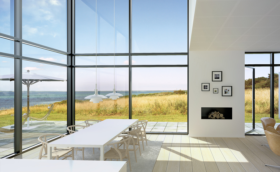 What are the advantages to have the energy efficient windows?