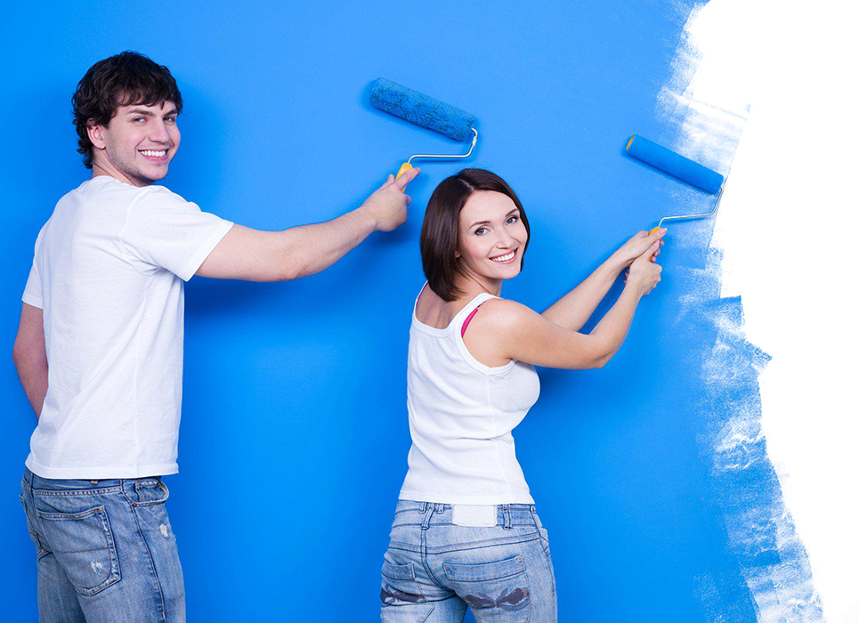 Get Your Home Painted as per your Desire with Professional House Painters