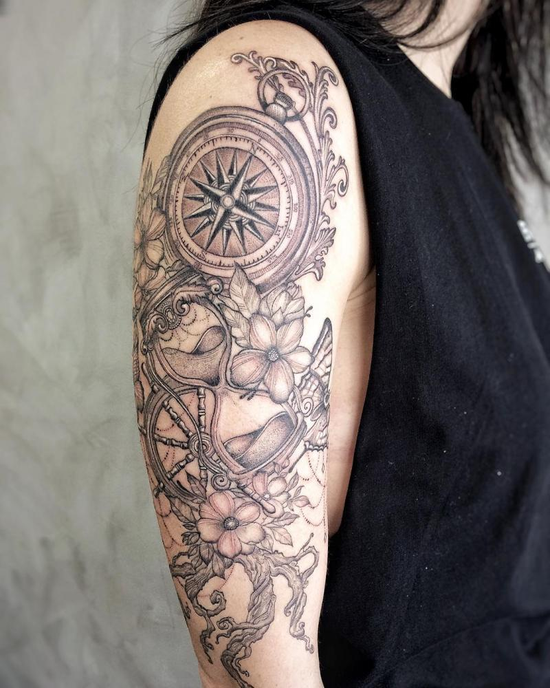 How Tattoo Designs Reflect Your Personality?