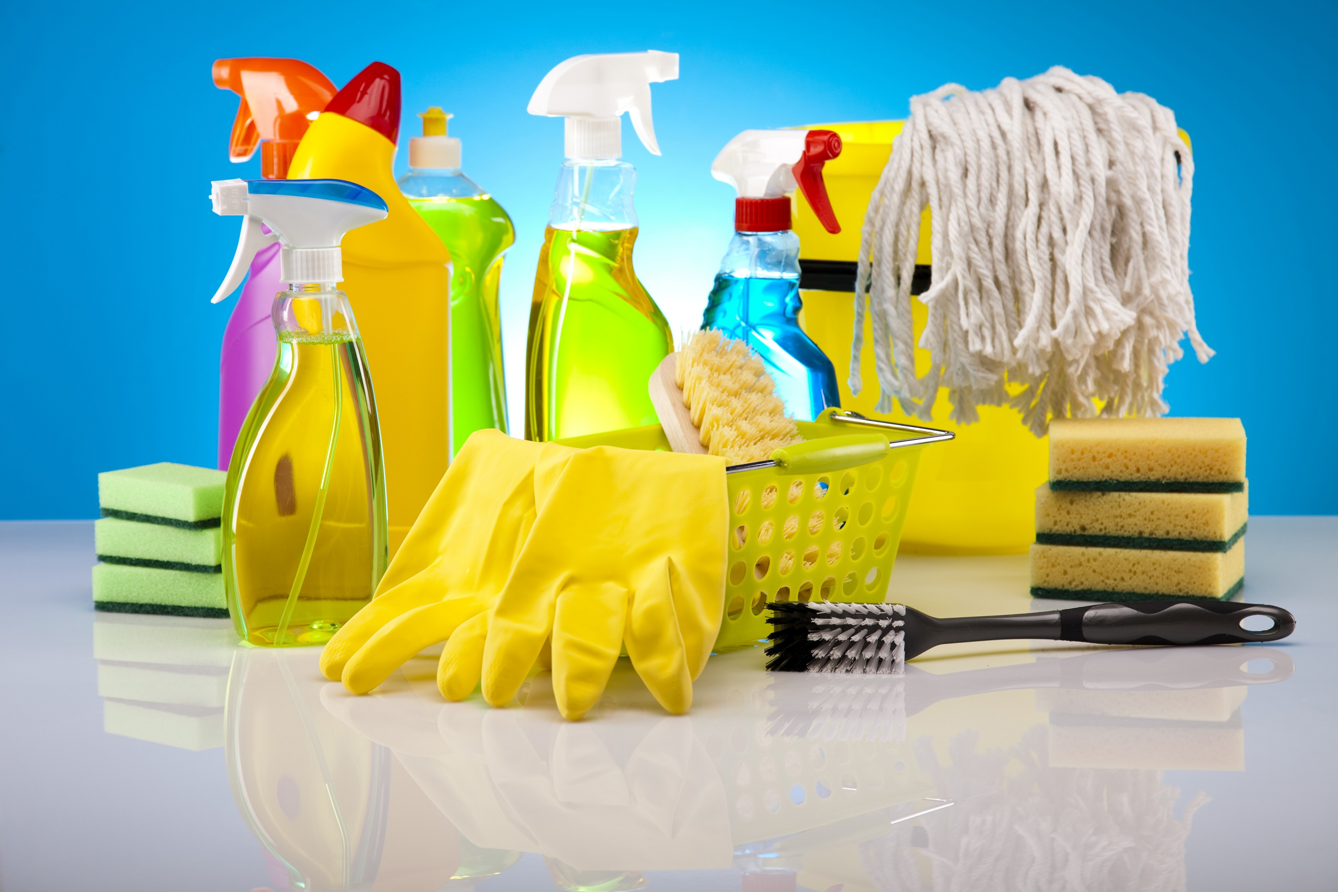 Do vacant cleaner help to have the house cleaned?