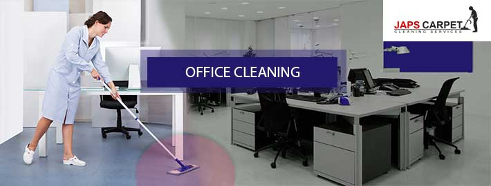 Does Office Cleanliness Equal Higher Productivity?