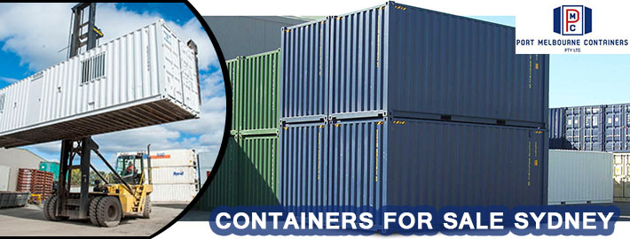 Containers for sale Sydney