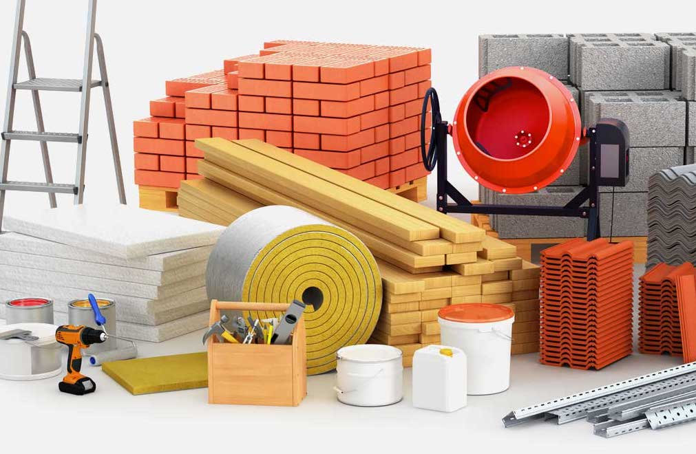 How To Order Correct Quantity Of The Building Supplies For Your Project?