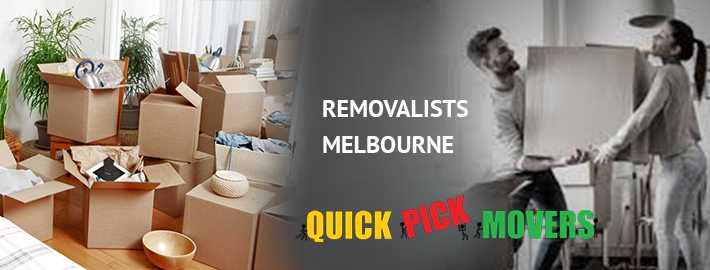 Removalists Melbourne – Quick Pick Movers