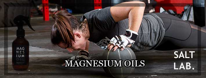 How magnesium oil help to maintain the human body?