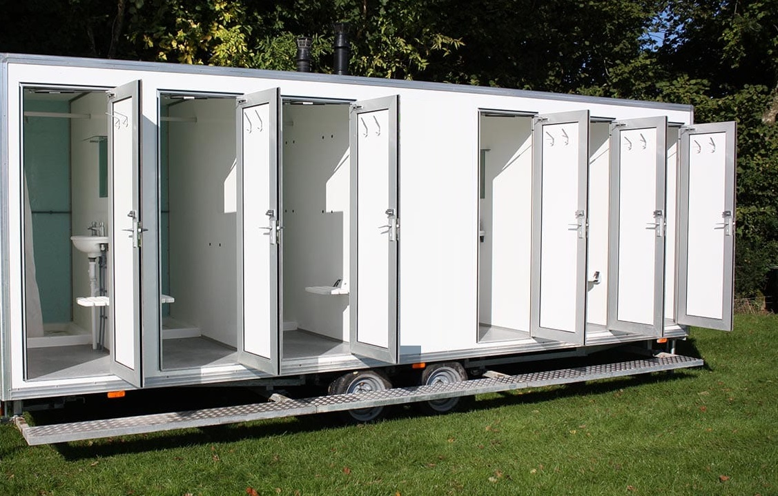 Few Outstanding benefits To Consider About Portable Toilets & Shower