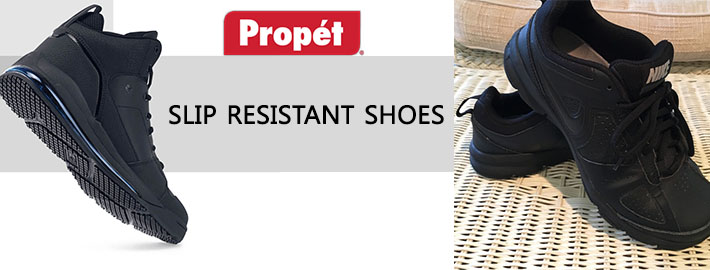 What Are The Essential Things You Should Know About The Slip Resistant Shoes?