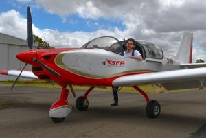 flying lesson Sydney