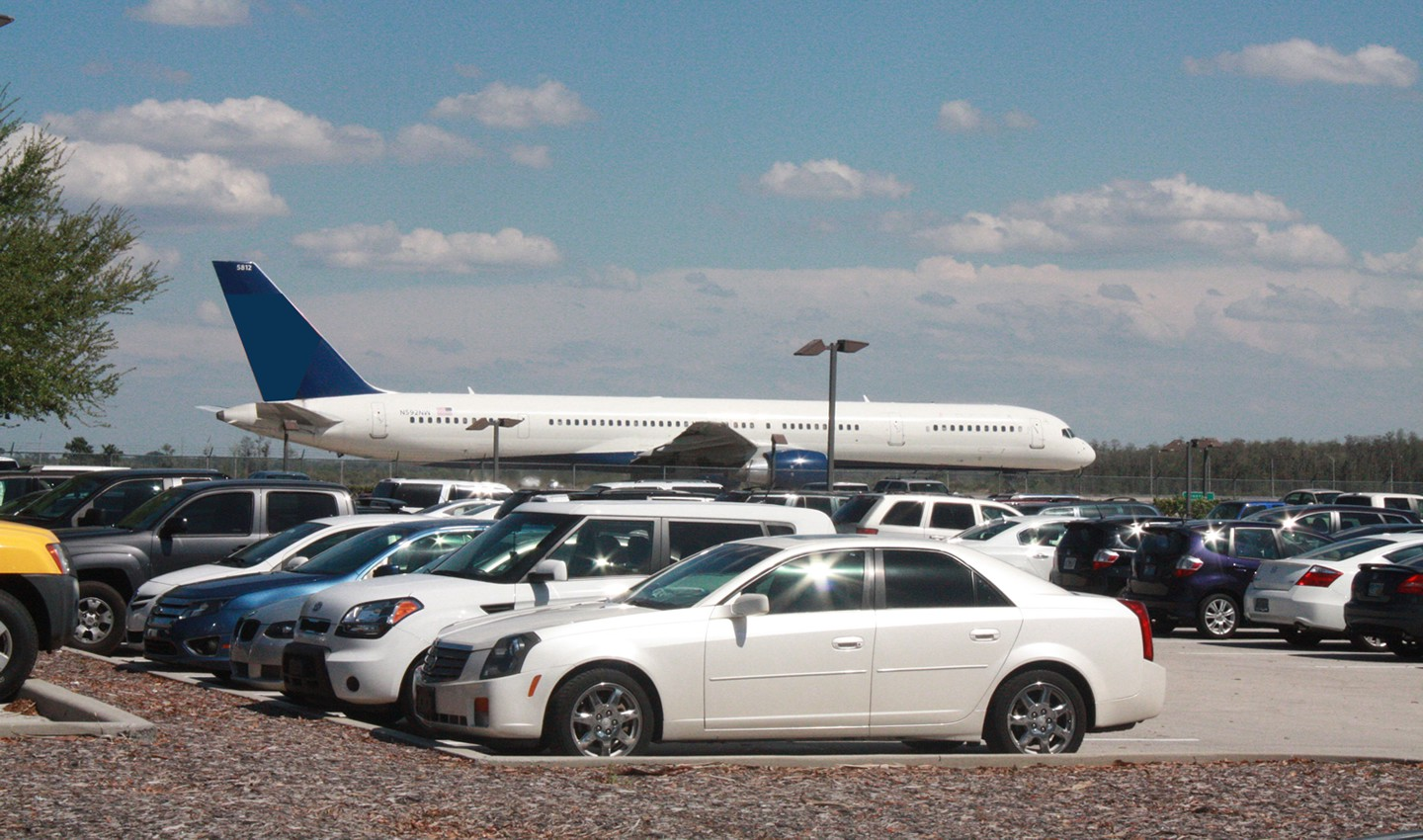 Obtain Lower Prices From The On-Airport Car Or Off-Airport Parking Car Parks?