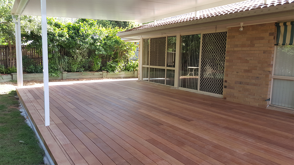 What Is The Running Trend In Decking For Outside Area?