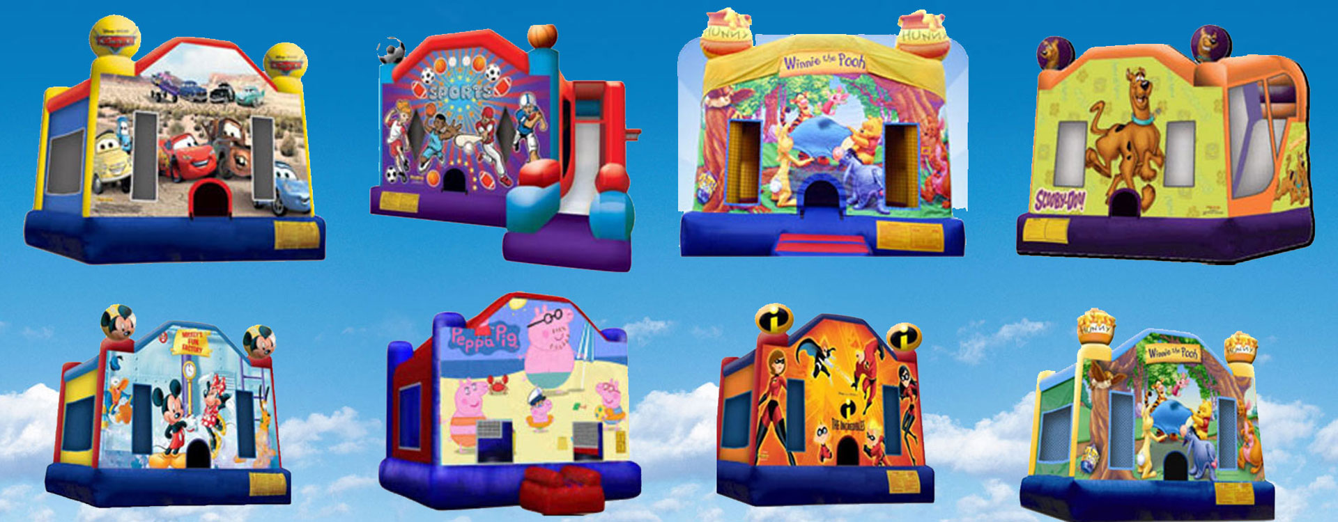 Approach The Right Party Planner For Jumping Castle Installation