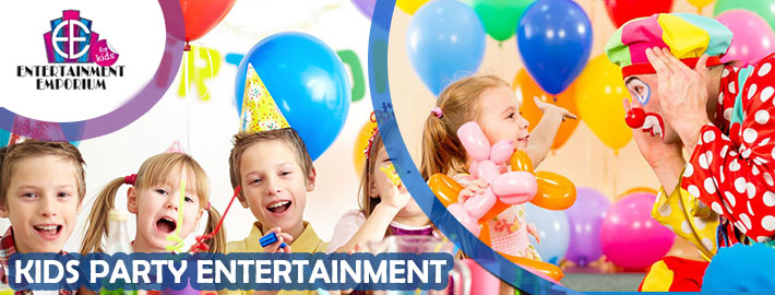 How to make the party fun? – Kids party entertainment