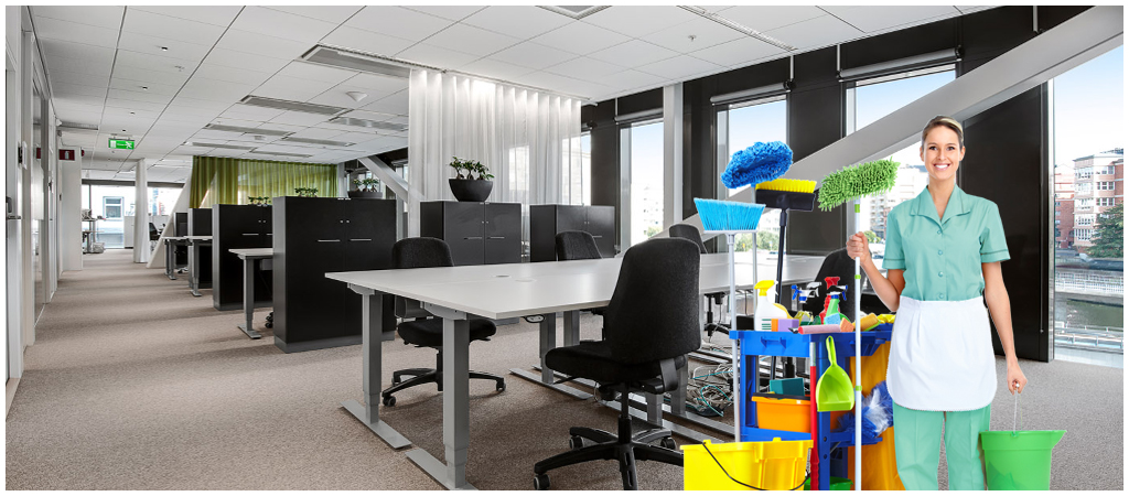 Why Should You Contact Office Cleaning Company For Better Work Atmosphere?
