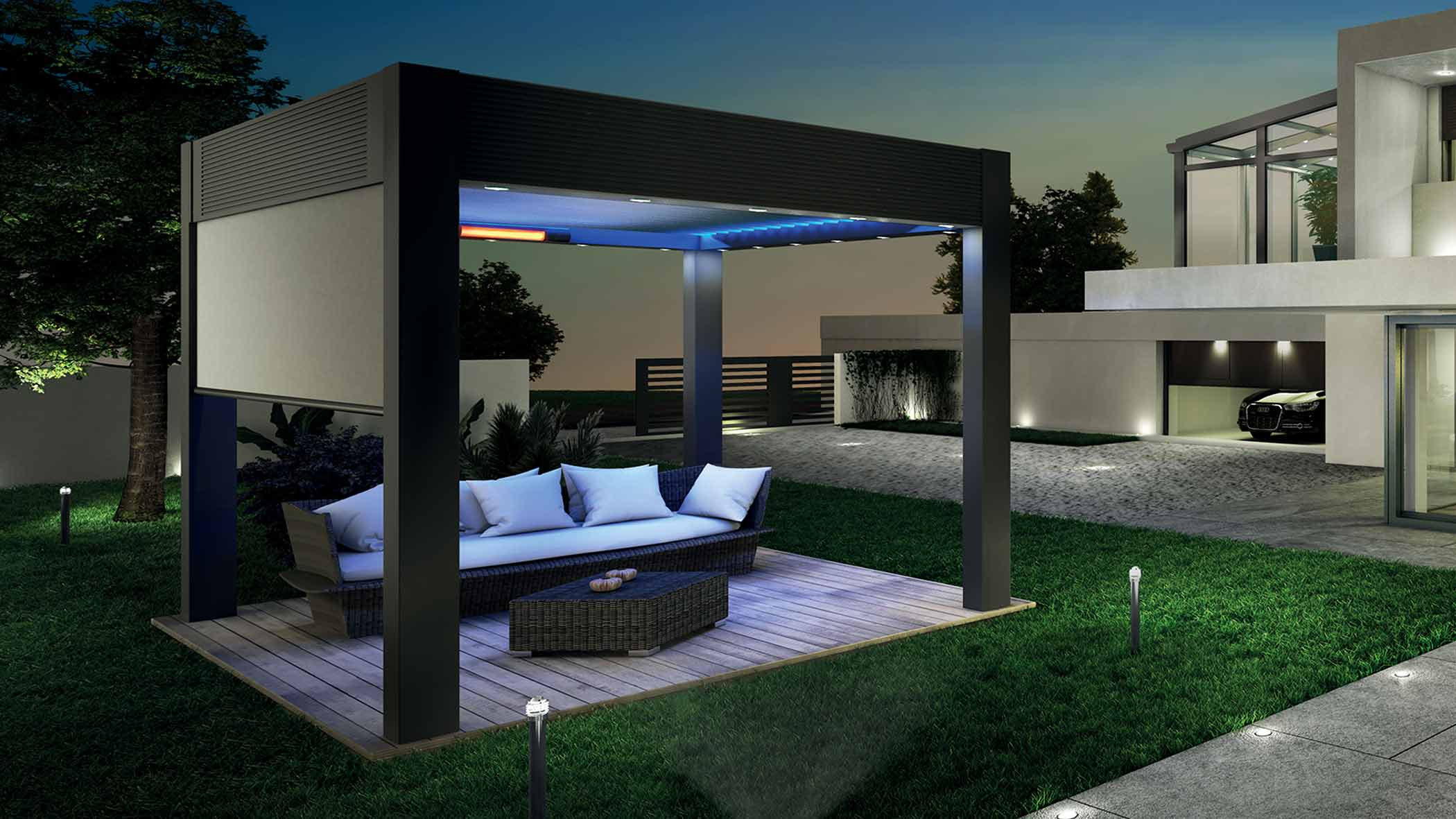 Why Do People Love To Add Pergolas in Adelaide At Their House Outdoor Area?
