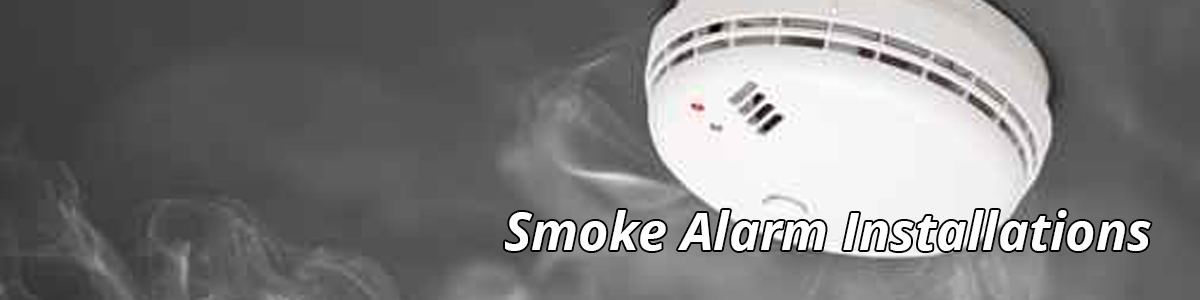 Why Is It Necessity To Seek Fire And Smoke Alarms Installation?