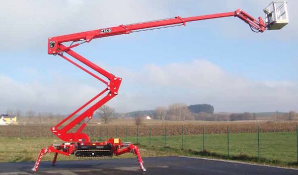Safety and Training Guidelines To Work With Heavy Cheery Picker Hire
