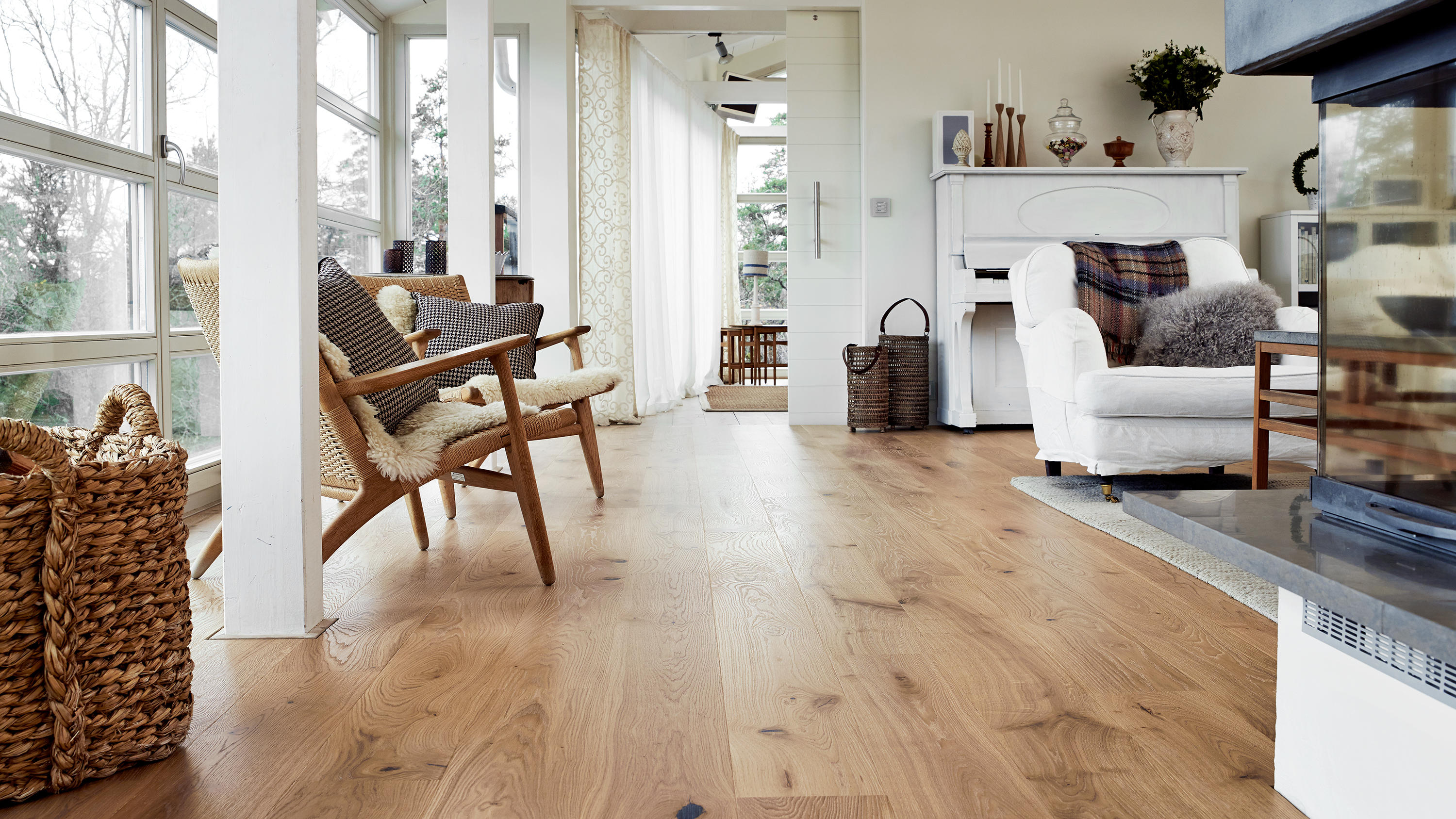 How You Can Maintain Your Timber Floor Shine?- Here Guide