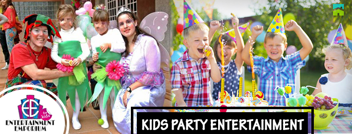 A Complete Ideas to Integrate for Planning the Children Party Entertainment