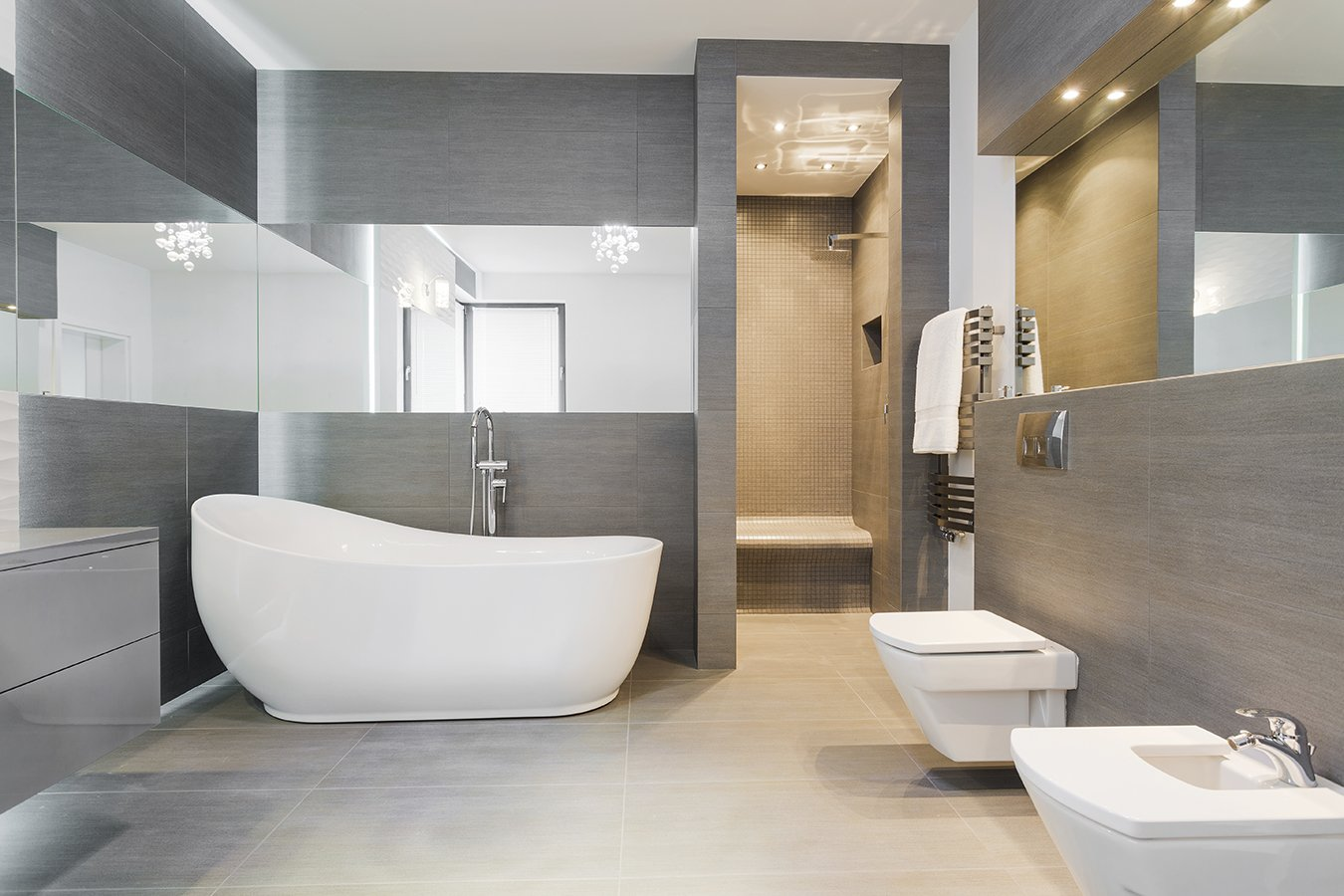 Design your home with the popular style of bathroom design
