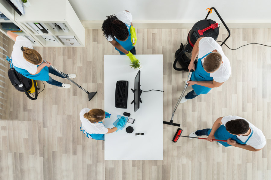 Top 5 things you should look in a professional Office Cleaning services