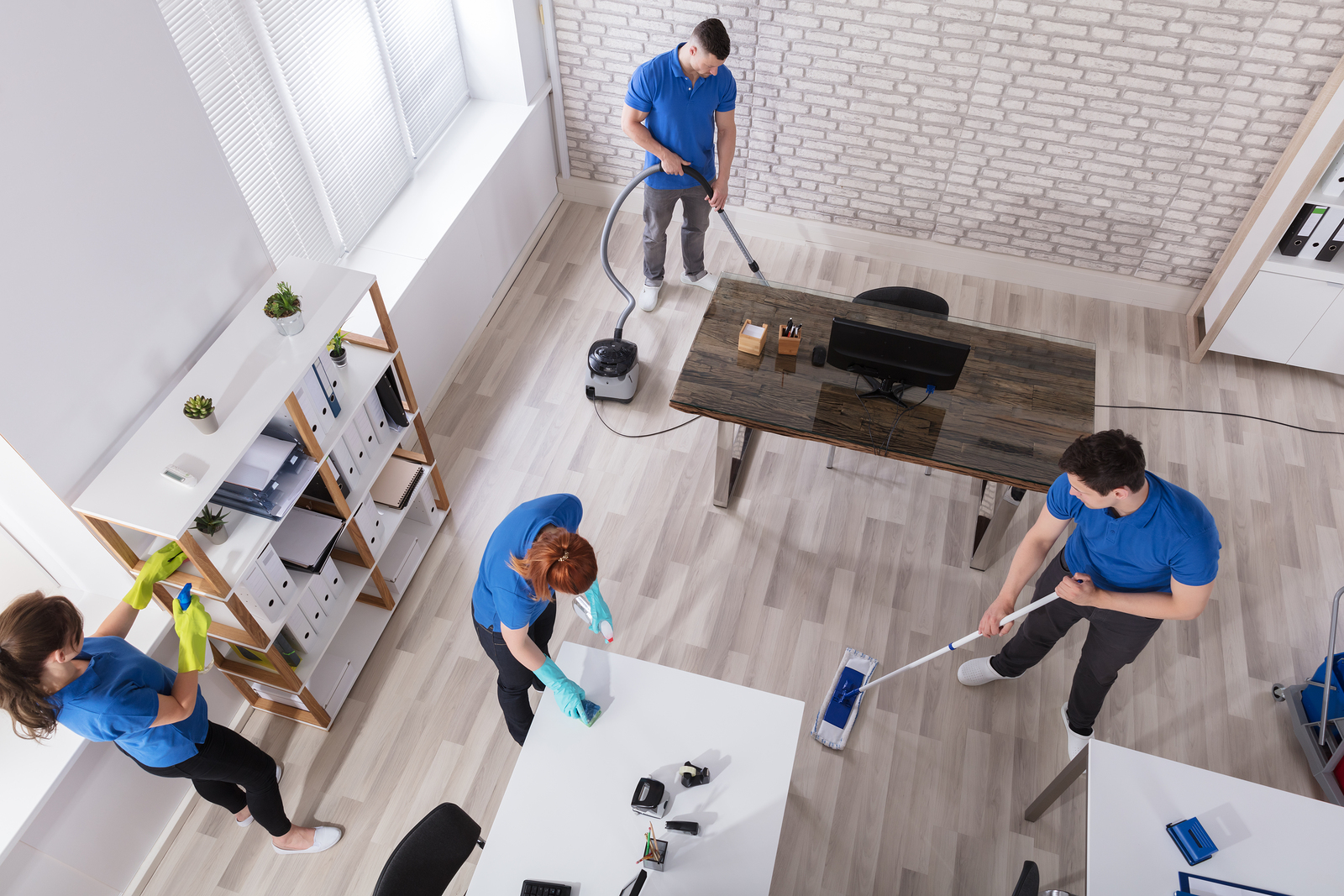 6 Suggestions Which Provide You Clean Office From Start To End