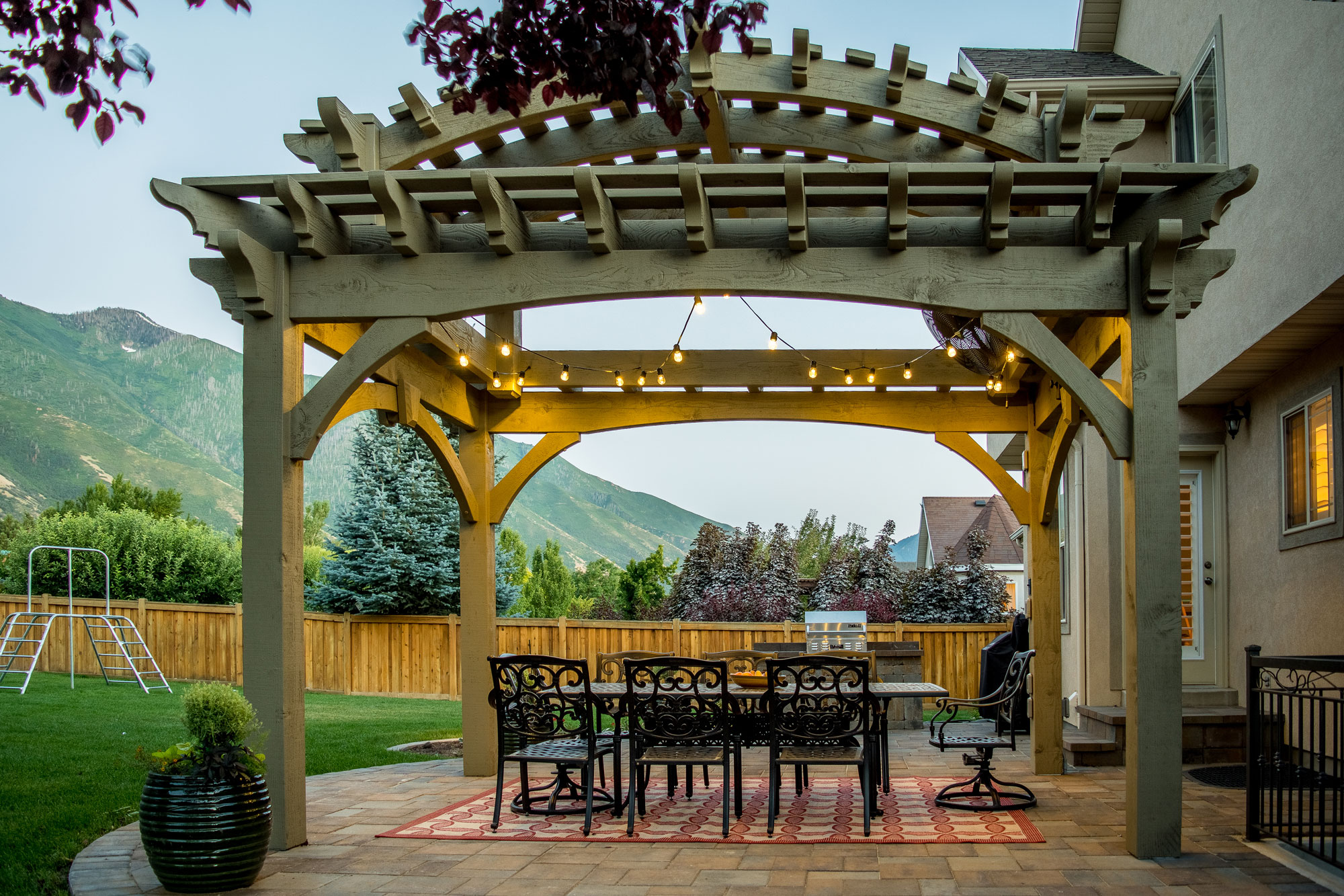 Why Should You Install Beautiful Pergola In Your Outdoor Space?
