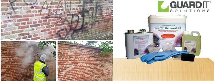 Get the Most out of Industrial Cleaning Service- Using Graffiti Cleaning Products