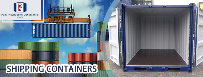 Benefits on Hiring Shipping Containers While Planning Transportation