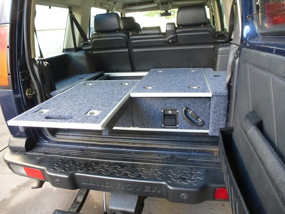 How vehicle fitouts can maximize existing space in your vehicle