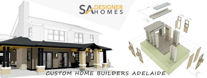 Custom home builder works with special needs to satisfy the demand