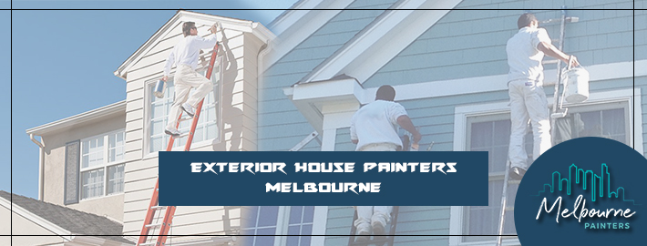 Exterior house painters can turn the dull-looking house into enchanting one