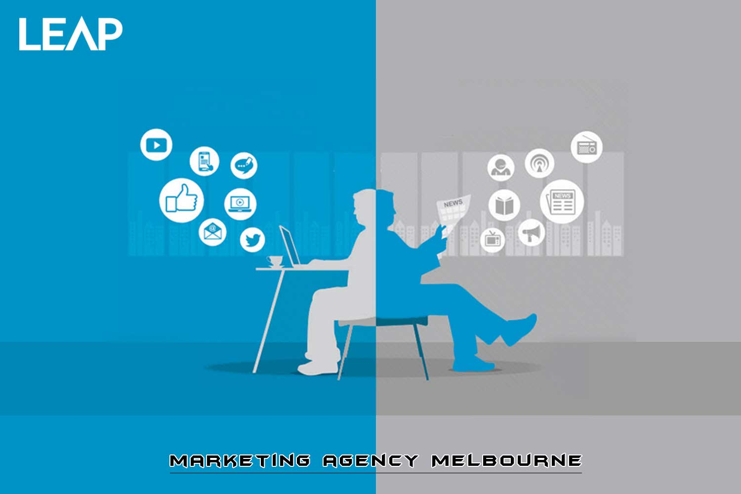Advertising and Marketing Agency Melbourne – LEAP