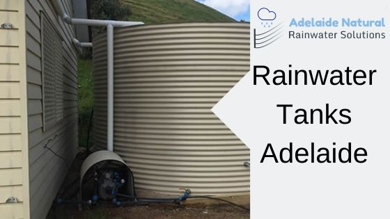 Rainwater Tanks The Best Equipment For Water Conservation