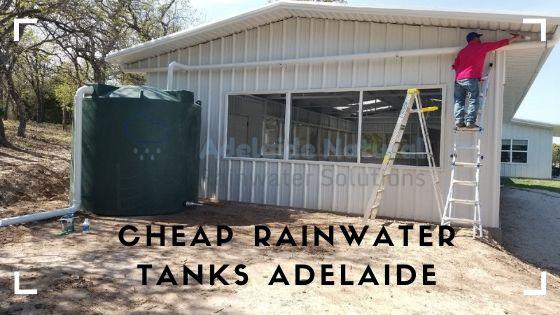 chead Rain Water Tanks Adelaide