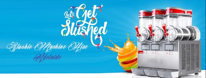 Make Your Party Ravishing with the Right Type of Slushie Machine
